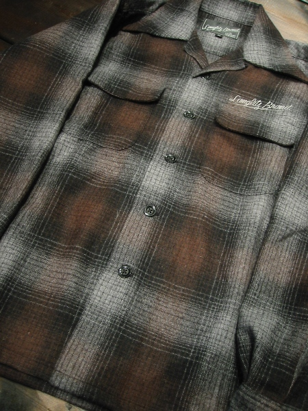 Angola check open shirt 02.JPG