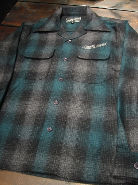 Angola check open shirt 03.JPG